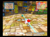 Magic Pengel: The Quest for Color PlayStation 2 A beam attack