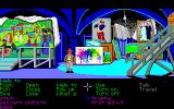 Indiana Jones and The Last Crusade: The Graphic Adventure Amiga In the art room at the castle.