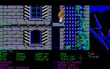 Indiana Jones and The Last Crusade: The Graphic Adventure Amiga Walking along a ledge.