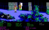Indiana Jones and The Last Crusade: The Graphic Adventure Amiga Made it out of the castle!