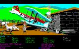 Indiana Jones and the Last Crusade: The Graphic Adventure Amiga Crash landed!