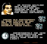 Darkman NES Story (part 1)