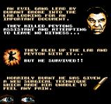 Darkman NES Story (part 2)