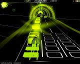 Audiosurf Windows Hit colors and dodge grey (mono mode).