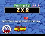 Bishi Bashi Special PlayStation SBB: type in letters before the time runs out! (Yes, this is one of the mini-games.)