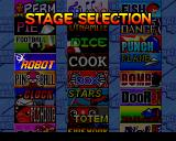 Bishi Bashi Special PlayStation HBB: some of the many mini-games you can play.