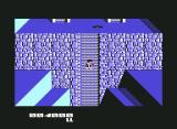 Bob Nixie and The Castle of the Illusion Commodore 64 You are climbing the ladder...The bat is a hostile creature...