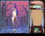 Sorcerer's Maze PlayStation Boss fight! Watch out for her ice attacks.