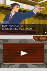 Phoenix Wright: Ace Attorney Nintendo DS Objection!
