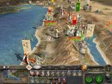 Medieval II: Total War Windows Political Map (close-up view). Overlooking the Middle East after a successful crusade against Jerusalem by the English. The Turks, however are preparing a counter-attack Jihad.