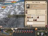 Medieval II: Total War Windows Character Details - the hero sheet provides information regarding traits, retinues and the hero's ability in war and city management.