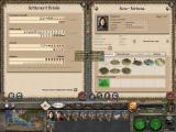 Medieval II: Total War Windows City Building - here you can plan and construct buildings for your city. The left screen shows specific information regarding income and happiness levels of your city.
