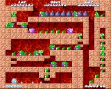 Fuzzball Amiga You can fire small blue projectiles to kill enemies.