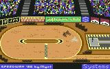 Speedway Commodore 64 You are behind your competitors...