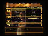 Fatal Frame PlayStation 2 Options