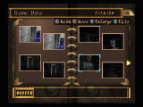 Fatal Frame PlayStation 2 Shuffling through the photo album.