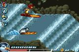 Surf's Up Game Boy Advance ...and will enable you to go faster