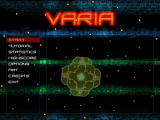Varia Windows Title screen