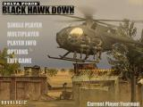 Delta Force: Black Hawk Down Windows Main menu