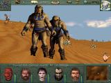 Might and Magic VIII: Day of the Destroyer Windows Ironsand Desert is a mostly bleak and unfriendly place - these guys are a case in point.