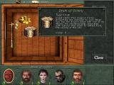 Might and Magic VIII: Day of the Destroyer Windows Quest items and magical artifacts/relics usually have interesting descriptions.