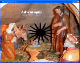 Adventsquiz Windows Title screen