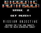 Blastar Amiga Each level has a different mission objective.