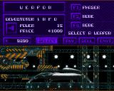 Blastar Amiga In the shops, you can buy better weapons, increase your speed, or get other improvements for your ship.