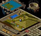 Populous II: Trials of the Olympian Gods SNES The SNES version is very close to the DOS original.