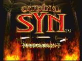 Cardinal Syn PlayStation Main menu
