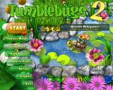 Tumblebugs 2 Windows Main menu