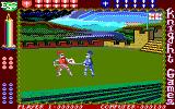 Knight Games DOS Sword fighting (EGA)