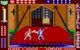 Knight Games DOS Fighting with a ball and chain (EGA)