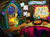 Freddi Fish's One-Stop Fun Shop Windows Intro - Freddi and Luther enter the One Stop Fun Shop.