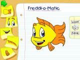 Freddi Fish's One-Stop Fun Shop Windows Click on the Freddi parts in the left column...