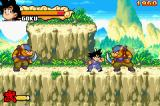Dragon Ball: Advanced Adventure Game Boy Advance Fighting pigs.