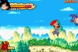 Dragon Ball: Advanced Adventure Game Boy Advance Some enemies can fly.
