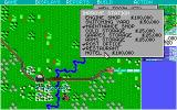 Sid Meier's Railroad Tycoon DOS Improving a station.