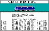 Sid Meier's Railroad Tycoon DOS A new locomotive is available.