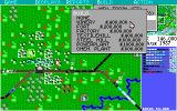 Sid Meier's Railroad Tycoon DOS You can also build industrial facilities.