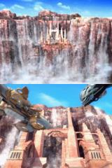 Final Fantasy XII: Revenant Wings Nintendo DS First mission - landing