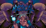 Mystical Atari ST Title Screen