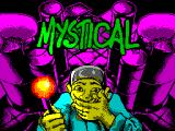 Mystical ZX Spectrum Title Screen