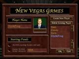 New Vegas Games Windows As with most casino games, you create an avatar and start with a limited bankroll.