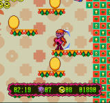 Super Widget SNES These eggs can be broken to find powerups...or enemies