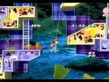 "Umihara Kawase: Shun - Second Edition PlayStation Some gameplay mechanics are somewhat similar to the swinging around in <moby game=""Bionic Commando"">Bionic Commando</moby>."