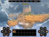 Heroes of Might and Magic V Windows An Academy town