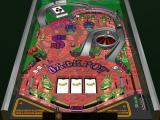 Platinum Pinball Windows Jackpot: The roulette wheel and other gaming devices let you wager your points.