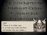 Brigandine: The Legend of Forsena PlayStation He seems like a nice guy...