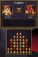 Puzzle Quest: Challenge of the Warlords Nintendo DS Capture.
